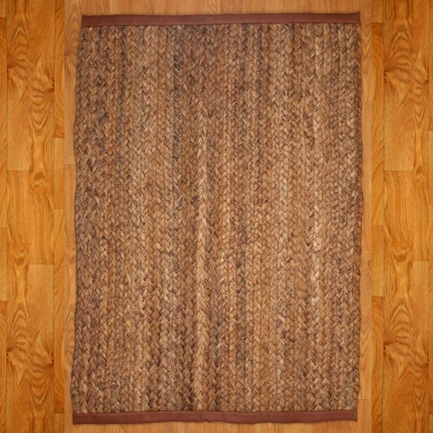 Abaca Treasure Area Rug Rug Size: Rectangle 8' x 10'