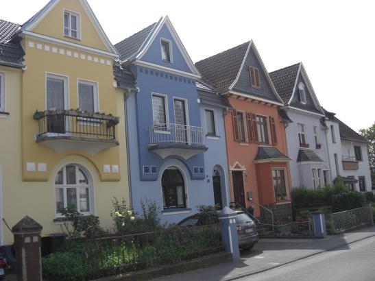 Einfamilienhaus RMH im Jugendstil Bj 1913  Haus in
