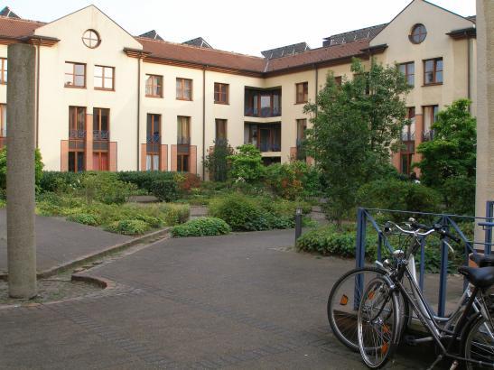 12 qm Zimmer in 2er WG Studentenwohnheim  WGZimmer