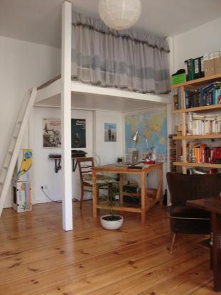 Nachmieter fr eine wunderschne Wohnung gesucht  1ZimmerWohnung in BerlinPrenzlauer Berg