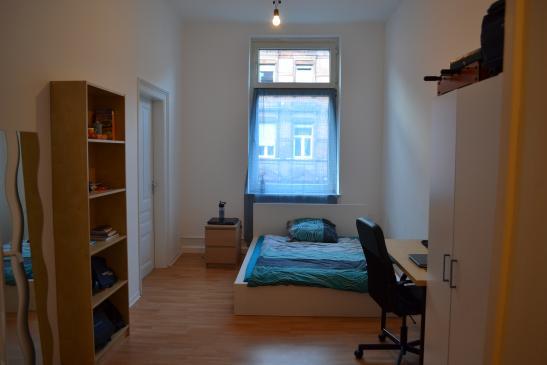 Möbliertes 16qm Zimmer in 6er Studenten-WG - Zimmer möbliert Mannheim-Jungbusch