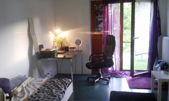 Zimmer zur Zwischenmiete im Studentenwohnheim Stiftsbogen