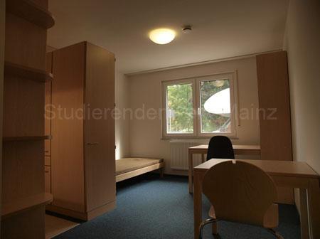 Einzelappartement im Wohnheim Wallstrae  1ZimmerWohnung in MainzHartenberg