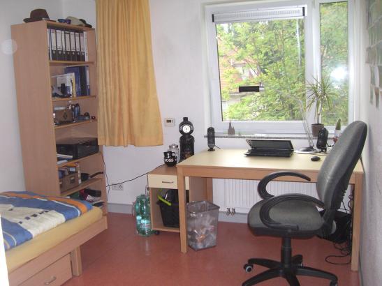 Studentenwohnheim Gutenbergstr 6 15qm mbliert mit eigenem Bad  WG Zimmer in UlmOststadt