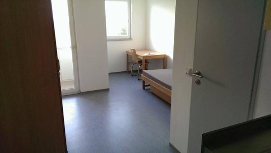 Zimmer in Studentenwohnheim Kisselberg super uni Lage