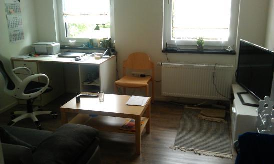 1Zimmer Apartment im Studentenwohnheim zur Zwischenmiete