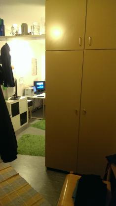 Sehr gnstiges Einzelzimmer im ErwinRommel Wohnheim