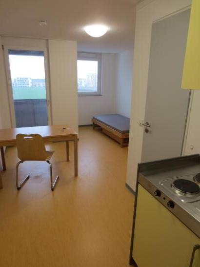 Wohnung im neu gebauten Studentenwohnheim Kisselberg zu vermieten  1ZimmerWohnung in Mainz