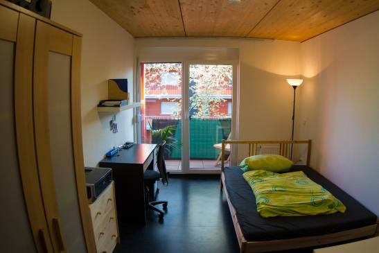 Apartment im Eastsite Wohnheim zur Zwischenmiete  1ZimmerWohnung in MannheimNeuostheim