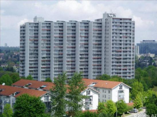 55 Zimmer in Stuttgart Fasanenhof  Ruhig  Hausmeisterservice  Wohnung in StuttgartFasanenhof