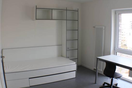 gemtliches Appartement im neuen Studentenwohnheim