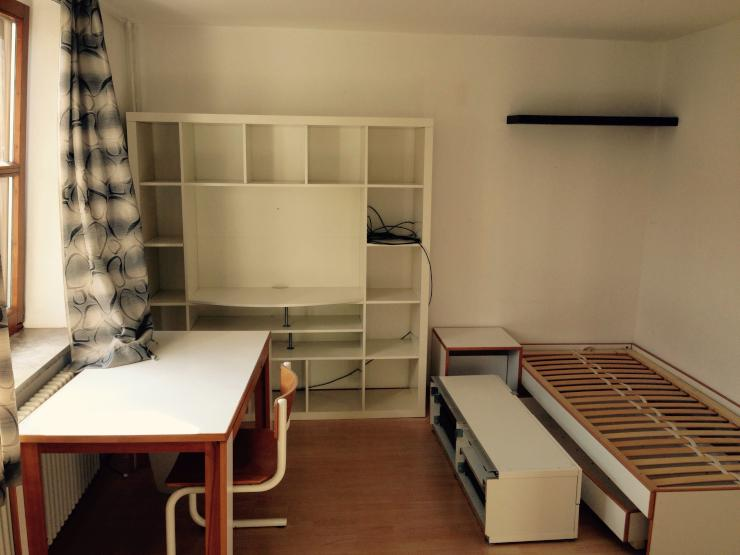 1Zimmerapartment im Studentenwohnheim Lange Point  1