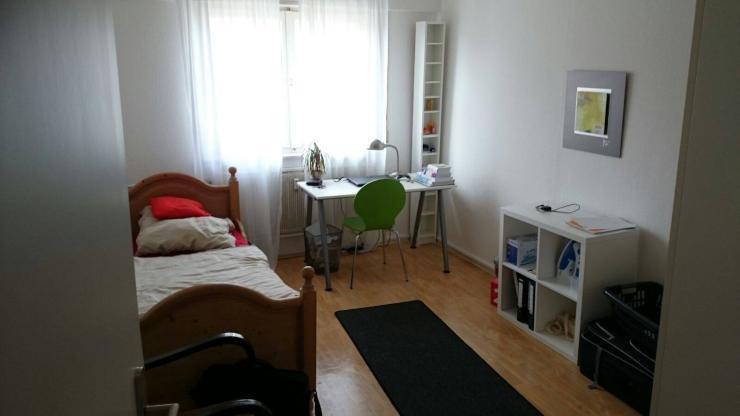 Mbliertes Zimmer in 2er WG fr DHBW und HdBA Studenten