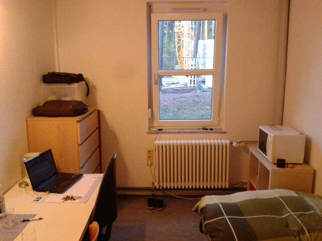 Einzelappartement in ErlangenSd nahe TechFak zur