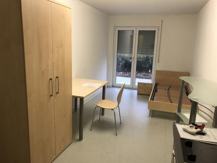 Suche Zwischenmieter im Studentenwohnheim RobertA  1ZimmerWohnung in HeilbronnSontheim