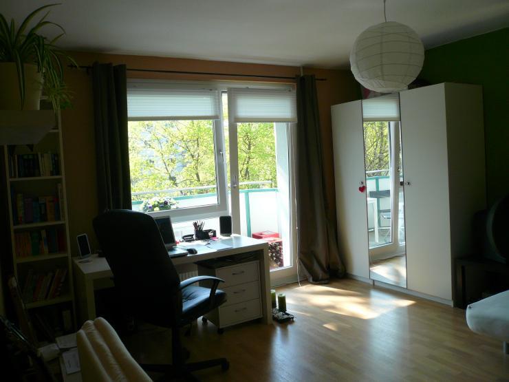 1 Raum Wohnung zentrale Lage mit Kche  1ZimmerWohnung