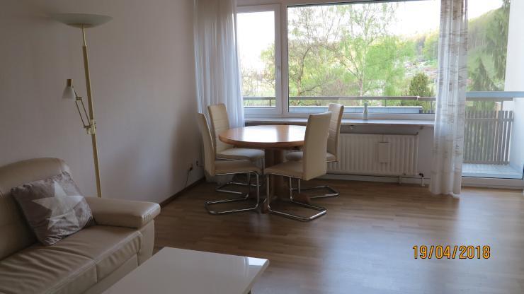 PROVISIONSFREI  VOLL MBLIERT  3 ZimmerWohnung in EsslingenWeil mit Balkon  Wohnung in