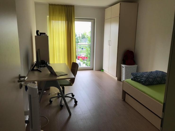 16 Quadratmeter Zimmer in 2-Zimmer-Wohngemeinschaft - Wohnung in Lippstadt