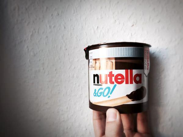 |德國任務行 X Nutella| Part 2 我的熟女時代不可缺的-Nutella榛果可可醬。