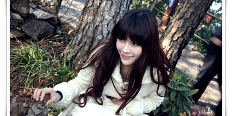 濟州島JeJu。超浪漫的美少女外拍桃源~