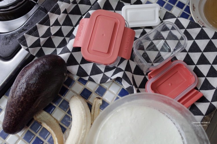 Mother-K讓媽媽Easy行動。小仙女的副食品微波保鮮盒