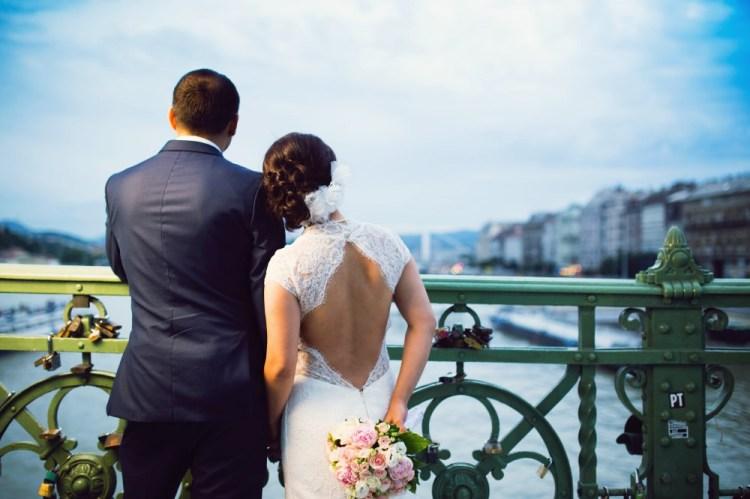 匈牙利海外婚禮。布達佩斯。絕對像自己的婚紗照(下)