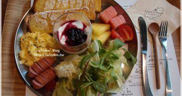 韓國釜山∥ 南浦洞食記:Check in Busan Cafe - 未來明信片咖啡廳&早午餐(可購買明信片與郵票)
