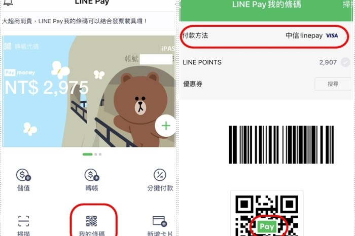 LINE POINTS 回饋活動∥ LINE Pay、LINE Pay Money 支付消費的最新優惠整理_2021年7月更新