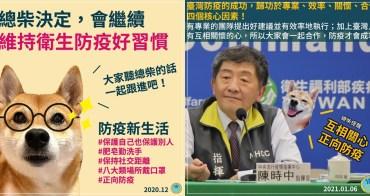 武漢肺炎之台灣疫情資訊∥ 查詢新型冠狀病毒確診人數、分布縣市、疫情統計_2021年1~2月