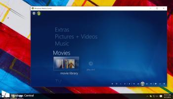 Media Center unter Windows 10 nachrüsten