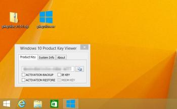 Product Key von Windows 8.1