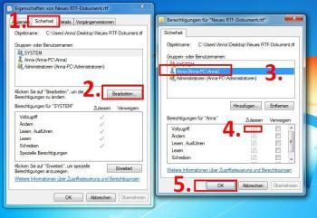 Windows: Zugriff auf die Festplatte verweigert