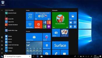 Das Startmenü in Windows 10 mit Ihren Programmen anpassen