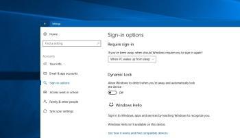 Was kann Dynamic Lock unter Windows 10?