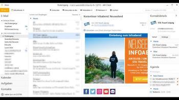Die günstige Outlook - Alternative : eM Client