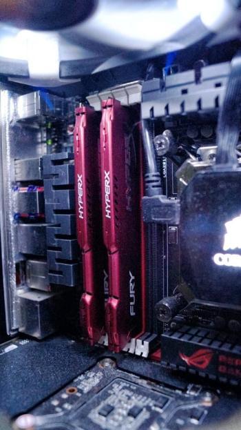 RAM im PC: Speicherbänke