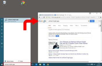 Windows 10: Bings Standardsuchmaschine bei Google wechselt zu Google Chrome