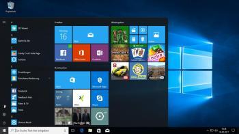 Windows 10 auf dem Desktop die Versionsnummer anzeigen lassen