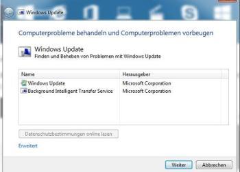 0x80073712: Update-Fehler in Windows
