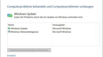 Methode 2: Windows Update reparieren – so geht's