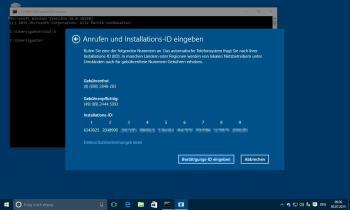 Windows 10 Aktivierungsfehler