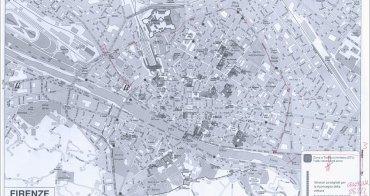 [義大利親子自助] 分享-租車自駕::Firenze避開ZTL區之取還車安全路線
