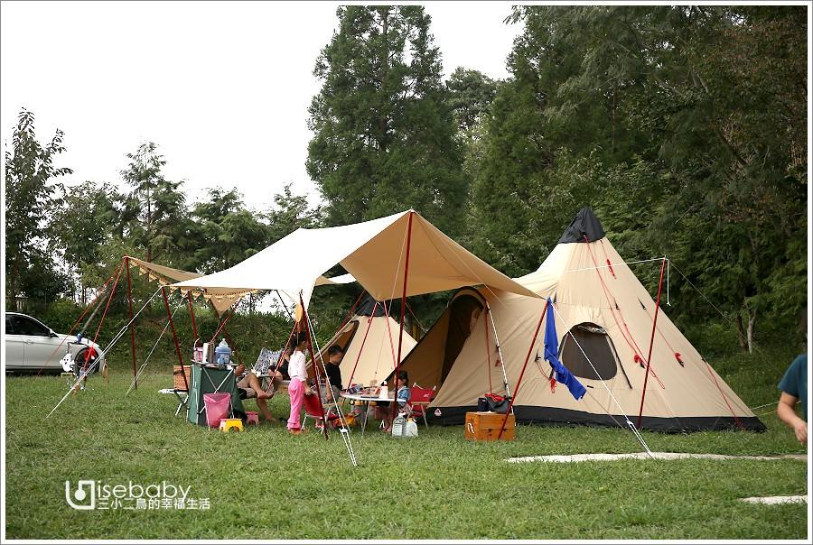 露營   新竹五峰。瓜麗休閒古老露營區.高海拔的原始營地VS. Robens部落團露 - 三小二鳥的幸福生活
