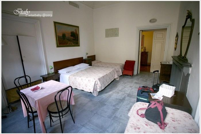 義大利住宿。住在佛羅倫斯百花大教堂前Hotel San Giovanni