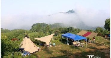 露營   苗栗泰安。星野天空露營區.擁有鷂婆山美景的優質營地