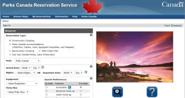 加拿大 | 註冊攻略。加拿大國家公園預約網站GCKey註冊攻略