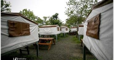 露營 | 新竹五峰。左岸涼山營地.三小二鳥的初露