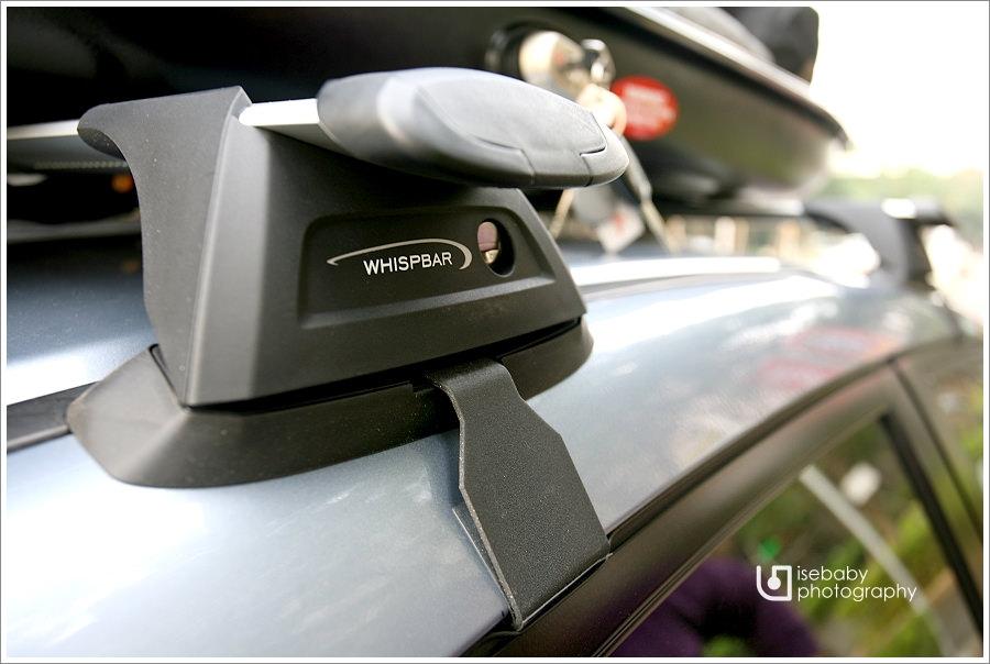 露營   開箱。車頂箱YAKIMA SkyBox Pro 16S與車頂架YAKIMA WHISPBAR THROUGH BAR - 三小二鳥的幸福生活