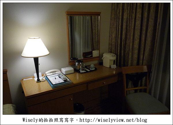 【旅行】2011(日本)廣島-07:HIROSHIMA AIRPORT HOTEL-廣島機場附近的住宿飯店 - WISELY's 拍拍照寫寫字