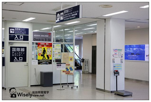 富山 空港